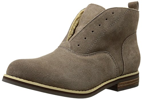 2 Boot Dagger Taupe Chelsea Kelsi Brooklyn Suede Women's WdCnqqIXH