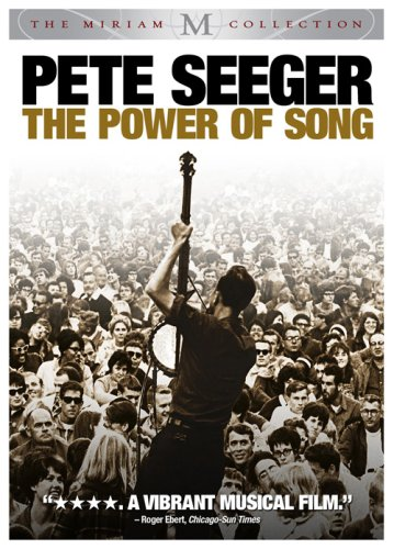 Price comparison product image Pete Seeger: The Power of Song