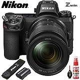 Nikon Z6 Mirrorless Digital Camera with 24-70mm Lens International Model