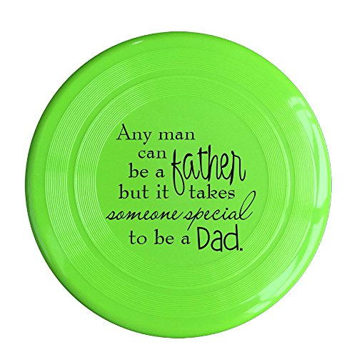 VOLTE Father's Day Quote KellyGreen Flying-discs 150 Grams Outdoor Activities Frisbee Star Concert Dog Pet - Taylor Sunglasses R
