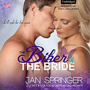 The Biker and The Bride Audiobook