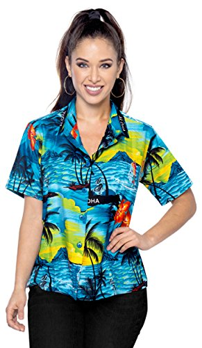 hawaiian dress size 18 - 1