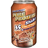 Pure Protein Ready to Drink Shake - Frosty Chocolate - 24 Cans