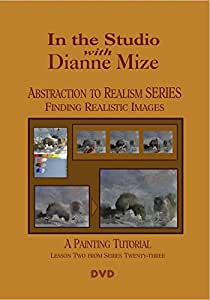 Abstraction to Realism:  Finding Realistic Images