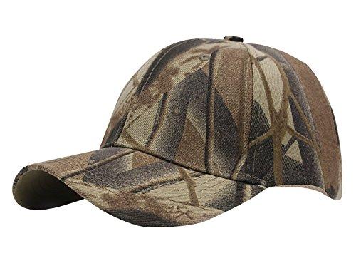 Algod camuflaje Hombre Sombrero de Sombrero de 4YvzvR