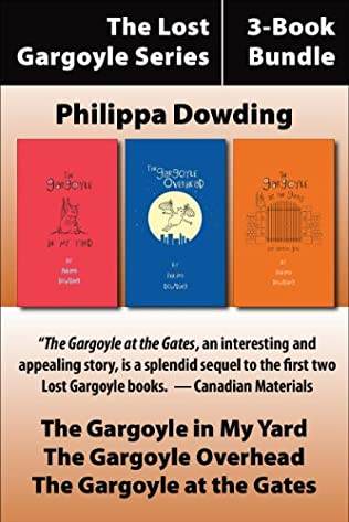 book cover of The Lost Gargoyle Series 3-book Bundle