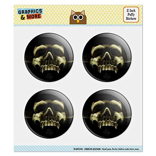 Shadow Skull Monster Horns Fantasy 2.0