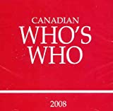 Canadian Who's Who 2008, , 0802040721