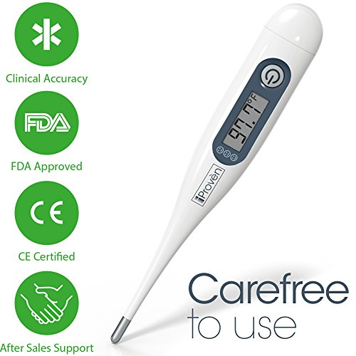 Best Digital Medical Thermometer Baby and Adult Termometro Accurate and Fas...