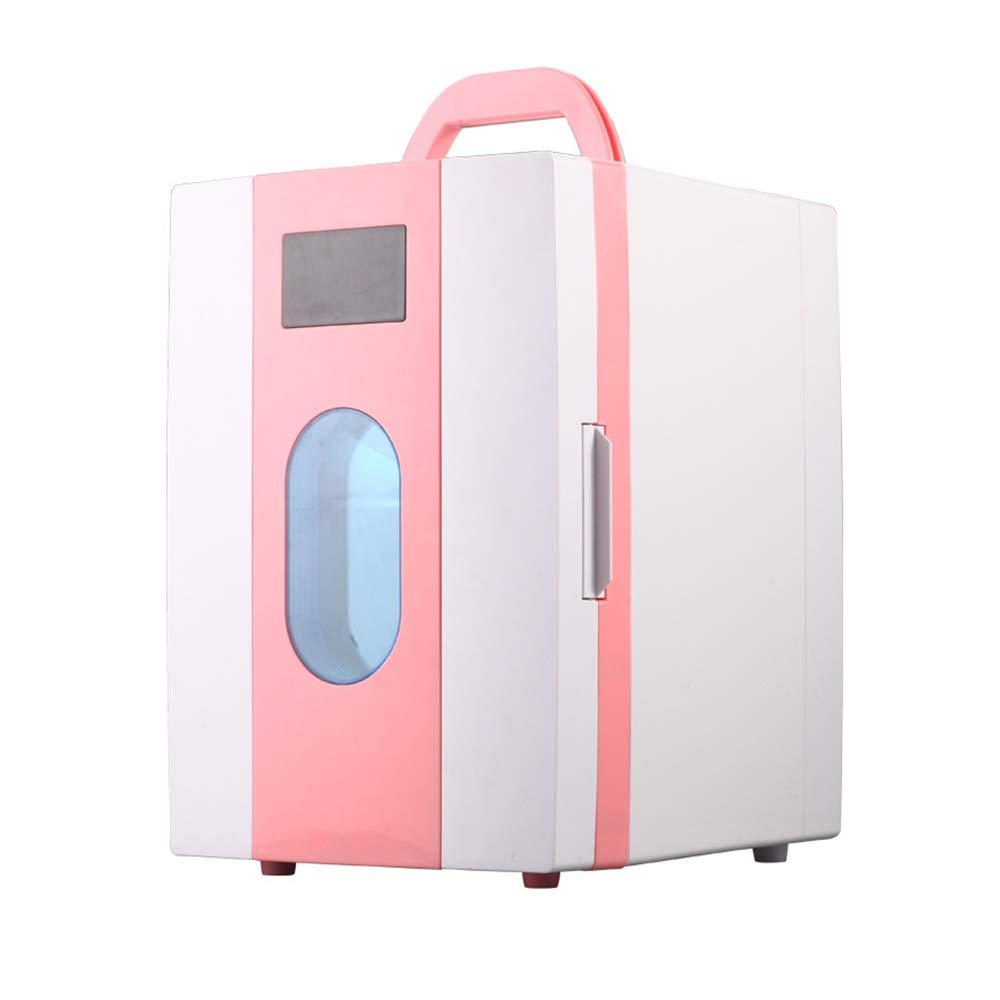 YOCC Mini congelador de sobremesa y congelador eléctrico portátil ...