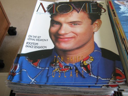 Movies USA Premiere Issue Magazine (Tom Hanks...From Big to Burbs to Oscar ? , Lethal Weapon 2 , Rooftops Dance Sensation, Premiere Issue)