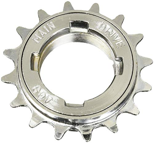ACS Main Drive Single Speed Freewheel (16T x 1/8-Inch) ()