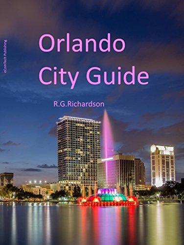 Orlando City Guide (Waterfront Series Book 9)