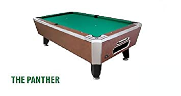 Amazoncom Valley Panther Pool Table Home Use Sports - Panther pool table