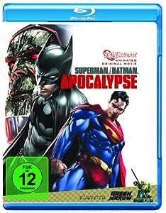 Superman/Batman - Apocalypse [Alemania] [Blu-ray]: Amazon.es ...