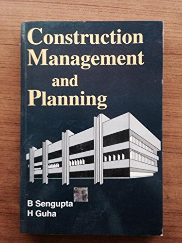 Construction Management and Planning