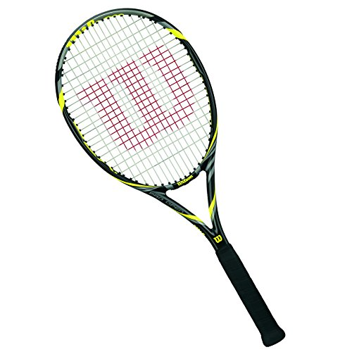 Pro Open 100 Tennis Racquet - Spin Tester Shopping Results