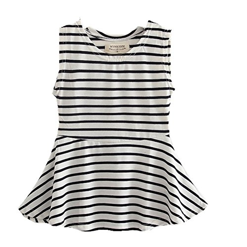 ftsucq-girls-striped-knitting-sleeveless-princess-dressblack-120