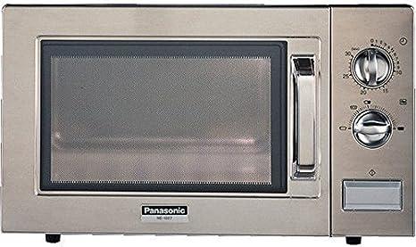 Panasonic NE-1027 - Microondas comerciales (1000 W): Amazon.es ...