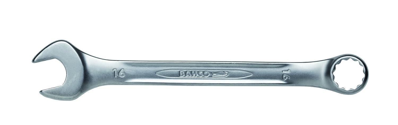 Bahco 111M-10 Llave COMBINADA ACODADA 10, 10 mm