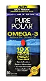 Cheap Pure Polar Labs Omega-3 Strength Regular Shrimp Oil, 50 Count