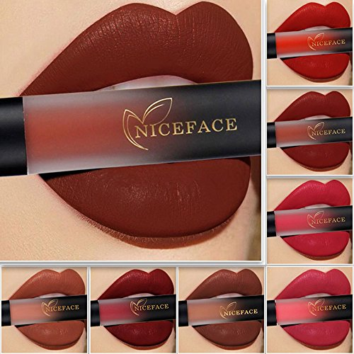 Lip Glosses Professional Girls Make-up Lipstick Long-lasting