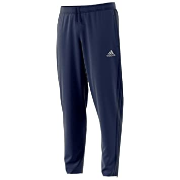 0b5325d2bed55d adidas Herren Condivo 18 Polyester Pant Trainingshose Dark Blue White 3XL