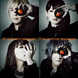 Fripside X Angela - Ajin: Demi-Human (Anime) Intro Theme: The End Of Escape [Japan CD] GNCA-462