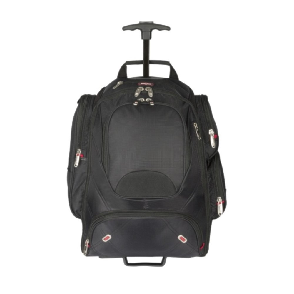Elleven E12933113300 Wheeled TSA Checkpoint-Friendly 17'' Laptop/Macbook Pro Backpack by Elleven