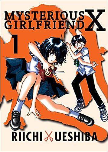 Mysterious Girlfriend X 1 Ueshiba Riichi 9781942993452 Amazon Com Books