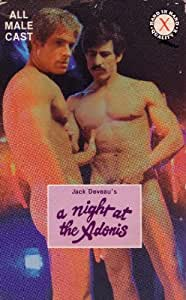 A Night At The Adonis(gay erotica)