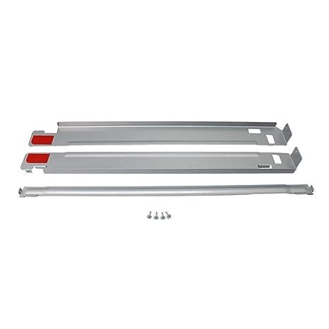 BQLZR Steel Gray KSTK1 Front Load Washer Dryer Stacking Kit