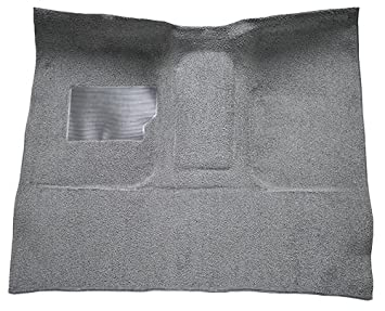 1965-1972 Ford F-100 Pickup Reg Cab 2WD 4 Speed with Gas Tank in Cab Loop Carpet ACC