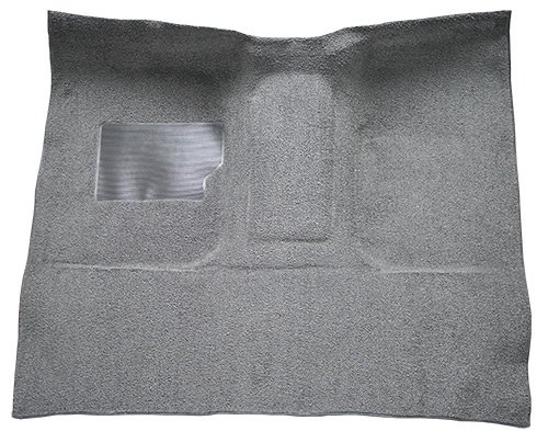 Replacement Carpet Ford - Factory Fit - ACC 1965-1972 Ford F-100 Carpet Replacement - Loop - Complete | Fits: Regular Cab, 4WD, w/Gas Tank in Cab