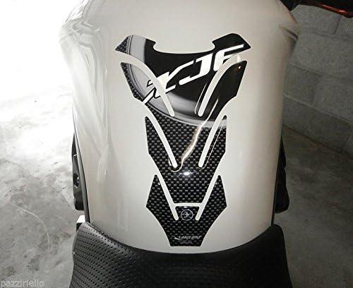KIT ADESIVI STICKERS 3D GEL CARBONIO compatibile per MOTO YAMAHA XJ6 2008-2013