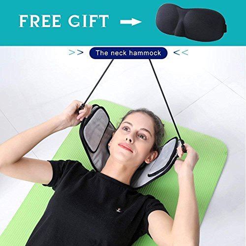 Neck Hammock, Warmhoming Hammock for Neck Pain Relief Portable Cervical Traction and Relaxation Device by Warmhoming (Image #3)