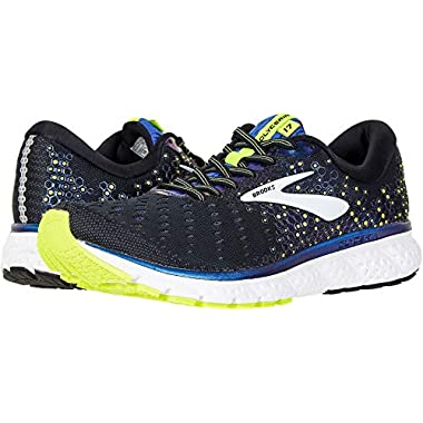 8251bcaa74f94 Brooks Men s Glycerin 17 Black Blue Nightlife 11 ...