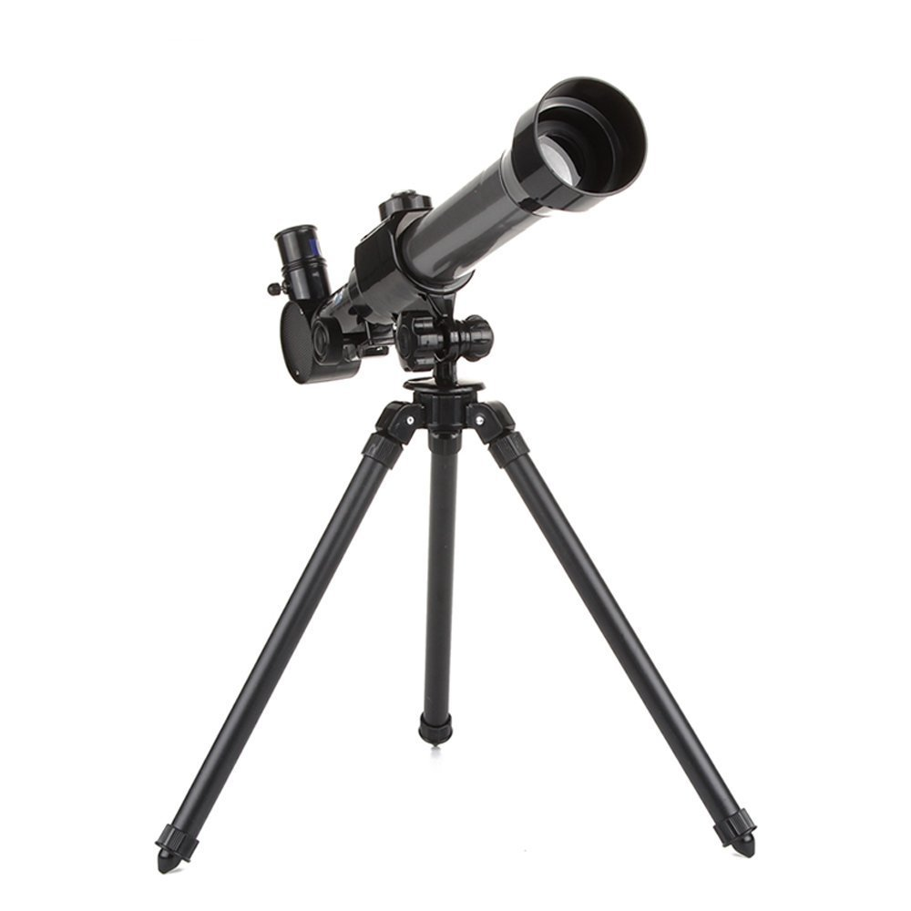 Telescope for kids Educational Kids Science Telescope for Beginners 3 Magnification Eyepieces and Tripod Enjoy Steady Observation of Astronomy By EMallee