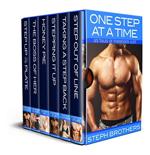 One Step At A Time: Six Tales of Forbidden Lust