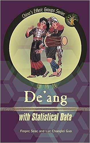 De'ang (China's Ethnic Groups)