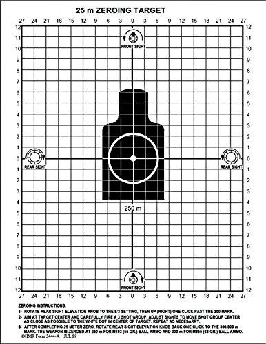 zero targets - 8