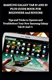 Samsung Galaxy Tab S7 And S7 Plus Guide Book For