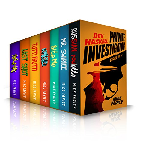 Dev Haskell Box Set 1-7 (Dev Haskell - Private Investigator) (English Edition)