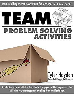 team building activities problem solving