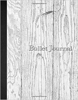 Bullet Journal 85 X 11