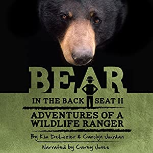 Bear in the Back Seat, Book 2 Audiobook