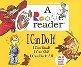 img - for [(I Can Do It!: I Can Bowl!/I Can Ski!/I Can Do It All )] [Author: Melanie Davis Jones] [Sep-2006] book / textbook / text book