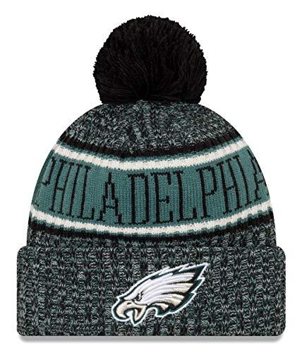 プラグ責めるギャップニューエラ (New Era) NFL サイドライン Reserve ビーニー帽 フィラデルフィア?イーグルス (Philadelphia Eagles)