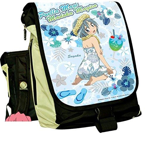 [YOYOSHome Anime Puella Magi Madoka Magica Cosplay Bookbag Backpack School Bag] (Puella Magi Madoka Magica Madoka Kaname Cosplay Costume)
