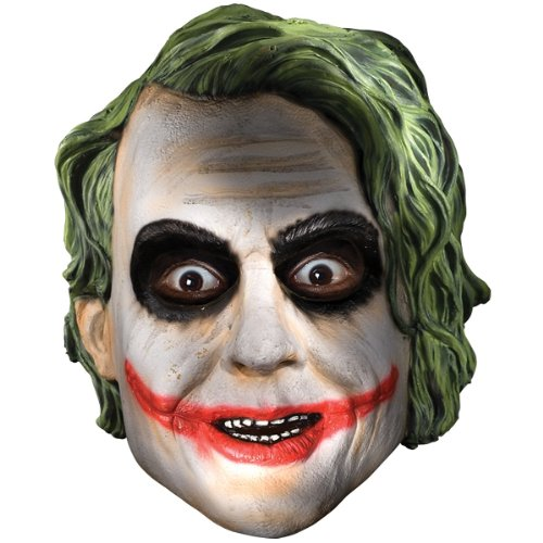 Rubies Batman The Dark Knight Child's The Joker Full Mask for $<!--$4.00-->